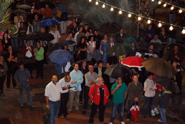 José María Cánovas Vera inició las fiestas con un pregón lleno de alegría, recuerdos y buenos deseos, Foto 5