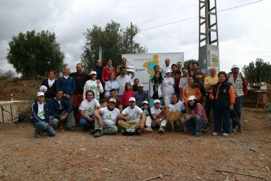 """Los voluntarios ambientales comenzaron la campaña """"Limpiar el Mundo 2008"""" limpiando la Rambla Celada, Foto 1"""