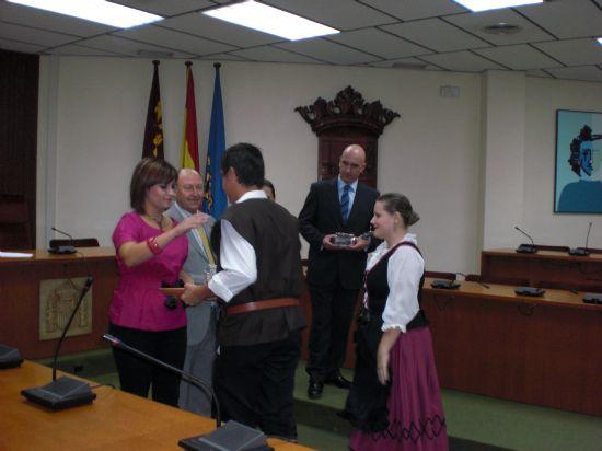 La XXIX Muestra Nacional de Folklore se celebró el sábado 27 de septiembre, Foto 2