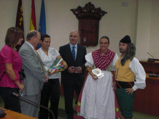 La XXIX Muestra Nacional de Folklore se celebró el sábado 27 de septiembre, Foto 4
