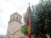 El acto de homenaje a la bandera española se celebrará el 12 de octubre, coincidiendo con el Día de la Hispanidad, en la Plaza de la Constitución