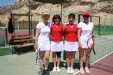 'VI Liga local de tenis de Mazarr�n'