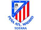La Peña Atlético de Madrid de Totana cuenta con una nueva sede