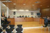 El alcalde insta a las organizaciones empresariales y profesinales para que participen en la elaboración de los presupuestos municipales para el año 2009