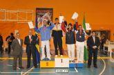 Juan M�ndez P�rez, medalla de bronce en el Campeonato de España sub-21 de Tae Kwon Do