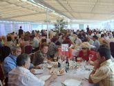 Los usuarios del Centro Municipal de Personas Mayores celebran la asamblea general de socios