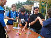 """La Concejalía de Juventud y cerca de una decena de asociaciones juveniles de la localidad participan en la IX Feria Regional de Participación Juvenil """"Zona Joven 2008"""