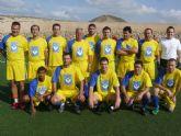 Quinta jornada de la liga de fútbol aficionado Juega limpio