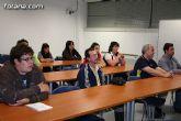 Cuarenta y cinco personas se forman en tres cursos de prevención de riesgos laborales, inglés avanzado e infromática avanzada