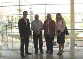 La directora general de Infraestructuras de Turismo destaca el incremento de las plazas hoteleras en el municipio de Mazarr�n