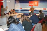 El PSOE de Totana exige a Valcárcel que se disculpe ante los concejales que acusaron a Juan Morales de favorecer a militantes del PP