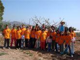 'Acampada regional de invierno y marcha de montañeros' en Bullas