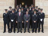 Toman posesi�n de su cargo quince nuevos polic�as municipales