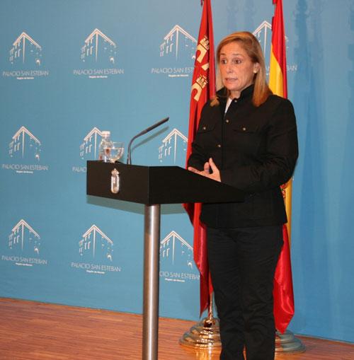 Totana nuevas oficinas de empleo en los municipios de for Oficina sef murcia