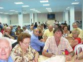 El Centro de Mayores de Mazarr�n cumple un mes