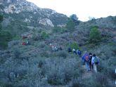 El Club Senderista de Totana sobre la Sierra de las Moreras - 4