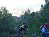 El Club Senderista de Totana sobre la Sierra de las Moreras - 7