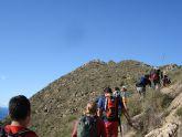 El Club Senderista de Totana sobre la Sierra de las Moreras - 15