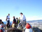 El Club Senderista de Totana sobre la Sierra de las Moreras - 16
