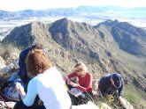 El Club Senderista de Totana sobre la Sierra de las Moreras - 17