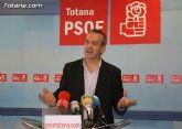 Según el PSOE, el alcalde recurre al insulto hacia la oposición para defender otra nueva aprobación de su Plan General