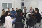 Los jóvenes mazarroneros se adentran en 'Gestión y dinamización de asociaciones'