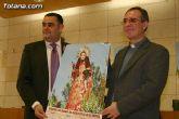 La Fundación La Santa pretende implicar a las asociaciones del municipio en el Novenario en honor a Santa Eulalia con motivo de sus fiestas patronales