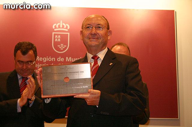 El Ayuntamiento de Alhama recibe el Premio a la Gestión Urbanística Municipal, Foto 2
