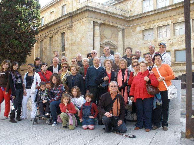 Alrededor de 40 mayores disfrutaron este fin de semana en el viaje a Tarragona organizado por el Ayuntamiento, Foto 1