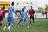 """Dos mil aficionados se dieron cita en el estadio municipal de fútbol """"Juan Cayuela"""""""