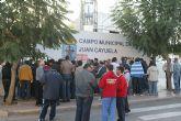 """Dos mil aficionados se dieron cita en el estadio municipal de fútbol """"Juan Cayuela"""" - 1"""