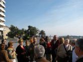 Alrededor de 40 mayores disfrutaron este fin de semana en el viaje a Tarragona organizado por el Ayuntamiento - Foto 1