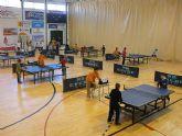 Un total de 89 escolares participaron en el Torneo de Tenis de Mesa de Deporte Escolar - 1