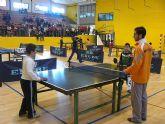 Un total de 89 escolares participaron en el Torneo de Tenis de Mesa de Deporte Escolar - 2