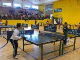 Un total de 89 escolares participaron en el Torneo de Tenis de Mesa de Deporte Escolar - 3
