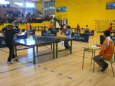 Un total de 89 escolares participaron en el Torneo de Tenis de Mesa de Deporte Escolar - 4
