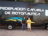 Antonio Costa se proclama en Gran Canaria campeón de España en F1 - 3