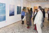 Mazarrón acoge la muestra de 'Pintores solidarios con Paraguay'