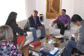 UCOMUR pondrá en funcionamiento en Totana un centro en el que se asesorará, informará y formará a los empresarios y ciudadanos de la comarca del Bajo Guadalentín