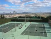 Los equipos del Club de Tenis Totana, líderes en los campeonatos regionales por equipos