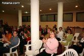 """El alcalde de Totana es homenajeado por su labor como voluntario en la clausura del """"IX Encuentro de Voluntariado Totanero"""" - 15"""