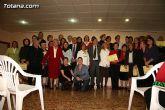 """El alcalde de Totana es homenajeado por su labor como voluntario en la clausura del """"IX Encuentro de Voluntariado Totanero"""" - 33"""