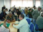 Los mayores del Centro de Día se preparan para las Fiestas de la Purísima