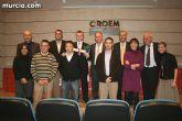 Autoridades locales asisten a la entrega de premios de la promoción inmobiliaria