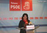 Lola Cano: La sanidad en Totana es un desastre