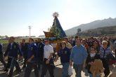 Este domingo los mazarroneros se unen para subir a la Virgen