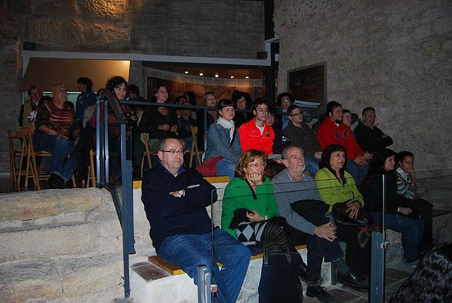 Las conferencias de los jueves dan paso a la música de la Agrupación Musical de Alhama, Foto 3