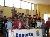 33 escolares participan en el Torneo de Ajedrez de Deporte Escolar