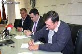 El Consistorio y la Unión de Pequeños Agricultores y Ganaderos firman un convenio de colaboración