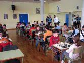 33 escolares participan en el Torneo de Ajedrez de Deporte Escolar - 1